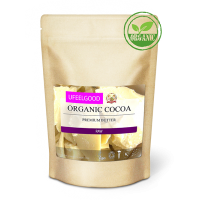 Organic Cacao Butter (Какао Масло), 200г